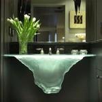 Những mẫu bồn rửa lạ mắt, độc đáo tô điểm cho không gian sang trọng hơn (P.2)