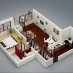 """Căn hộ chung cư 1 phòng ngủ – """"Thấu hiểu"""" cuộc sống hiện đại (P.3)"""
