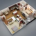 Căn hộ chung cư 2 phòng ngủ – sự lựa chọn lý tưởng (P.1)