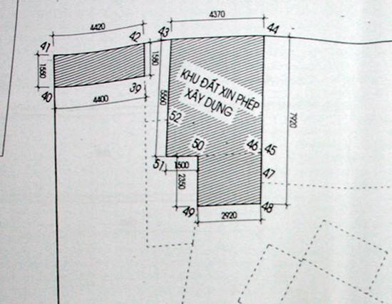 Bản vẽ hồ sơ xin phép xây dựng nhà cấp 4 mới nhất