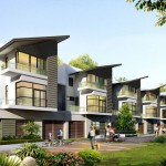 Nên miễn giấy phép xây dựng cho nhà ở trong dự án