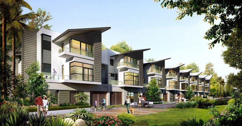 Xin phép xây dựng nhà trong dự án