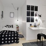 """Ý tưởng thiết kế """"kéo rộng"""" không gian phòng ngủ nhỏ (P.1)"""