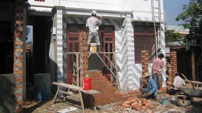 Khoảng lùi trong cấp phép xây dựng