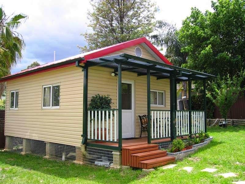 Làm nhà tạm bằng tôn để sửa chữa và hợp thức hóa