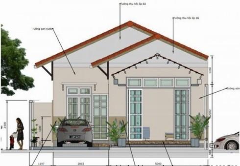 Hồ sơ xin phép xây dựng nhà cấp 4 mới nhất