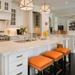 Những mẫu nhà bếp hiện đại, sang trọng & đầm ấm không thể không mang vào nhà mình (P.1)