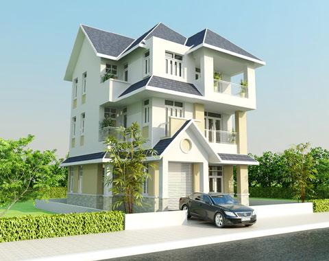Nộp thuế xây dựng nhà ở tư nhân