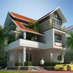 Biệt thự hiện đại và những nét kiến trúc đặc trưng