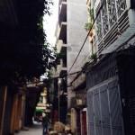 Nhiều công trình vi phạm trật tự xây dựng tại phường Mai Dịch
