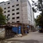 Công trình xây dựng sai giấy phép tại nhân mỹ phường mỹ đình 1