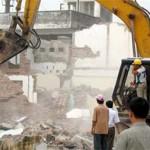 xử lý vi phạm xây dựng cưỡng chế tháo dỡ công trình xây dựng sai giấy phép
