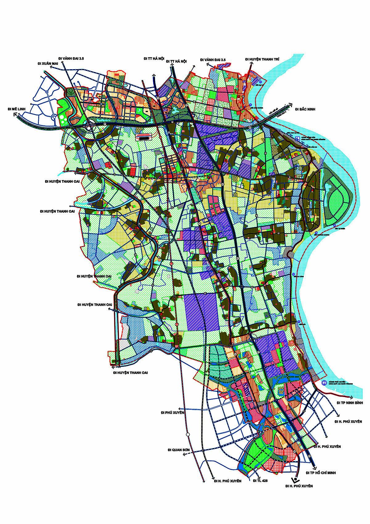 xin giấy phép xây dựng, thiết kế nhà và thi công xây dựng trọn gói tại huyện thường tín.