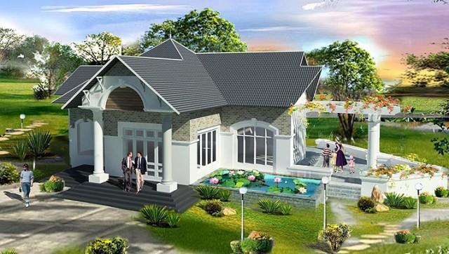 dịch vụ thiết kế nhà và thi công xây dựng trọn gói tại thị xã sơn tây.