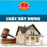 luật xây dựng năm 2014 số 50 quốc hội 13