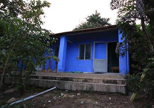 xây dựng nhà không có giấy phép xây dựng trên đất phòng thủ quân sự Hải Vân