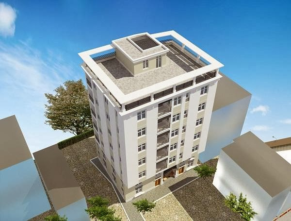thủ tục xin giấy phép xây dựng chung cư mini