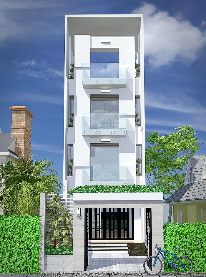 thủ tục xin phép xây dựng nhà ở 4 tầng