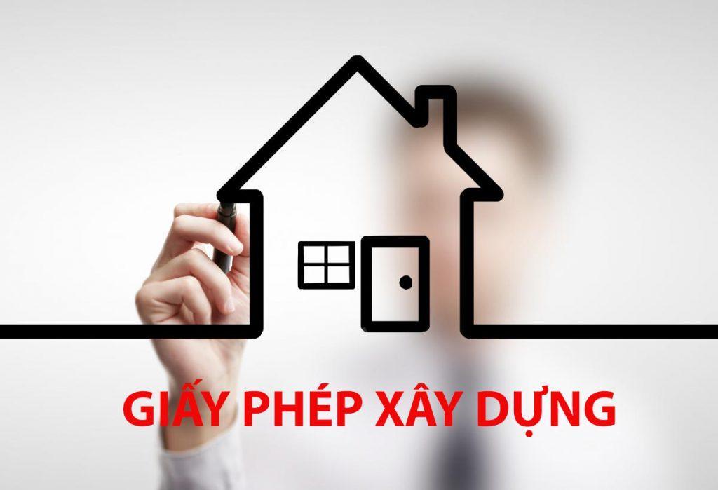 Thủ tục xin giấy phép xây dựng nhà ở mới nhất