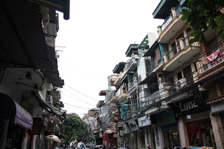 dịch vụ xin phép xây dựng nhà ở trên phố cổ hà nội