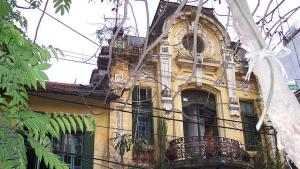 Xin phép xây dựng sửa chữa nhà cũ